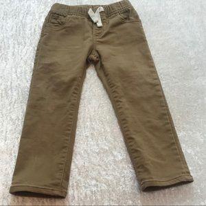 GUC GAP Toddler Slim Khaki Pants Size 3T